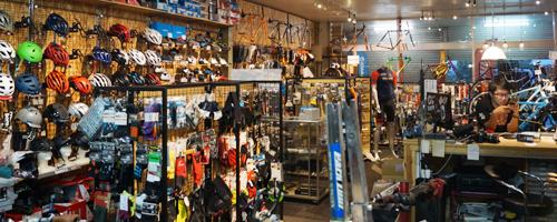 自転車屋ちゅう吉福山店