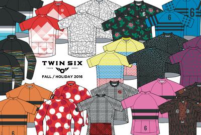 2016 TWINSIX 秋冬アパレル 福山