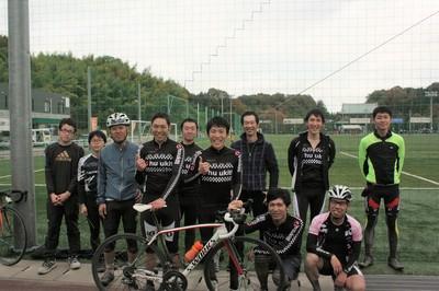 福山 サイクリングチーム ロード
