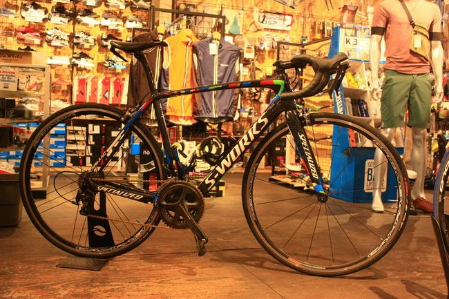Sagan Collection 世界選手権 TARMAC サガン スペシャライズド 福山