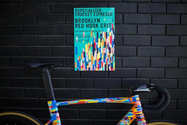 RED HOOK SPECIALIZED ALEEZ SPRINT アレースプリント フレームセット レッドフック