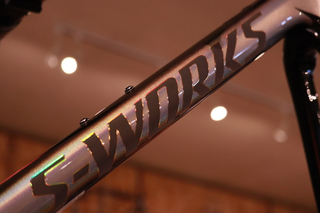 S-WORKS TARMAC 限定フレーム 福山 SPECIALIZED