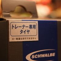 ローラートレーニング専用タイヤ SCHWALBE 「INSIDER」