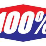 『100%』 サイクル用アイウェアブランド 取り扱い開始