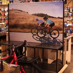 SPECIALIZED e-Bike Turbo(ターボ) 導入準備(売り場作り)完了