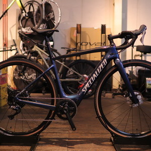 ついに電動e-bike試乗車入荷!!SPECIALIZED TURBO CREO SL COMP CARBON EVO Mサイズ