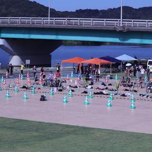 9/20(日)第3日曜日&福山芦田川トライアスロントレーニングキャンプ応援、BBQイベントにつきお休みいたします